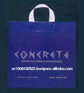 Softloop handle bag
