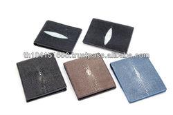 Latest Design Luxury Stingray Leather Wallet