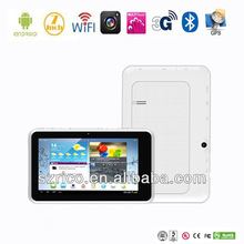 High-end 7 inch tablet pc M707 Android 4.0 or 4.1 MTK8377