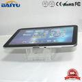 Ampliamente utilizado pantalla caliente de la venta de escritorio de acrílico transparente soporte de la tableta