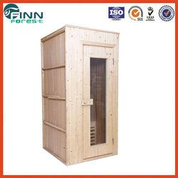 Sauna house: 1m*1m mini sauna room single sauna house