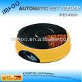 alimentador automático de peixes refeição 4 lcd automatic pet feeder