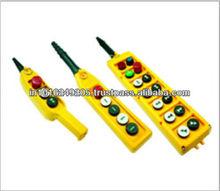 Safe Lift Pendant Push Buttons