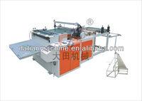 Pearl cotton film bag making machine