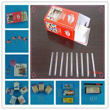 Plastic Wrapped Dental Toothpicks