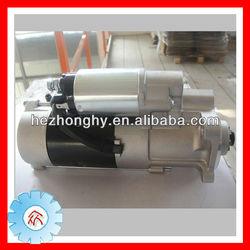 Kubota engine parts Mitsubishi 1K012-63011 Starting Motor