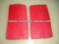 Hand Cut Fillet Block AAA Grade Fresh BQF Frozen Tuna Fish