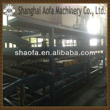 Best sell Mineral Wool/Rock Wool sandwich panel machine production line