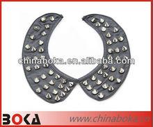 New arrival fashion studs collar neck design
