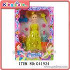 kids plastic model dolls