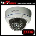 Wetrans tr-ld753irefh 1/3 sony effio 700 tvl anti- vandalisme caméra dôme ir