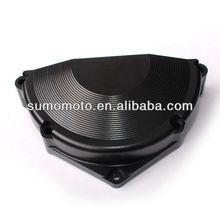 Aluminum Black Motor Engine Cover Protector for Honda CBR600RR 2007-2010 CNC-EC-004