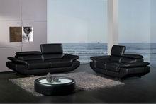 Office room simple design leather office sofa set furniture A228