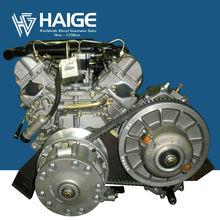 CVT & Gearbox mounted water cooled 2-cylinder diesel engine for ATV UTV