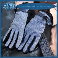 2013 fashion new design pretty elegant wuxi products Warm wool fitness ladies gloves