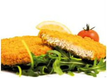 Breaded Chicken cooked