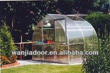 excellent design aluminum laminated glass garden sun rooms