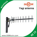 1.2 ghz wireless transmittion yagi antena fm