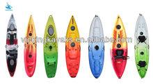 fishing kayaking sit on top kayaing sit in kayak caone Vicking kayak