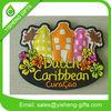 Caribbean Rubber Souvenir Magnet
