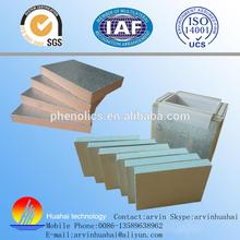 HVAC Systetm phenolic/pu/polyurethane color steel sandwich panel