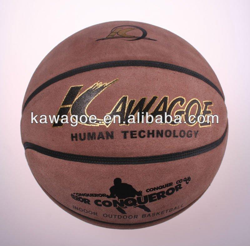 custom classic leather/pu/pvc basketball
