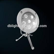 304 316 stainless steel 6W LED underwater light