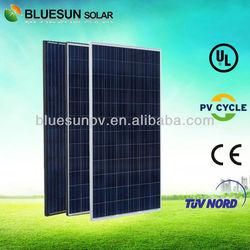 China best PV supplier poly 390 watt solar panel