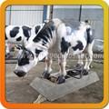 parque temático de decoração estátua de vaca