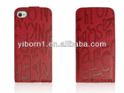High quality cheap mobile phone cases/flip leather cover