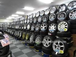 Japan Used Auto Parts , Aluminum Wheel , Tires, Lights , Engine etc