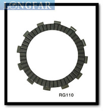 High quality motorcycle clutch disc plate RG110