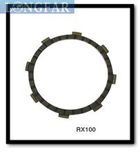 High quality motorcycle clutch disc plate RX100