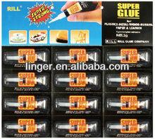 cyanoacrylate adhesive adhesive super glue super glue 3seconds factory