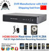 New Arrival Economical 4 channel cctv DVR,4 channel usb dvr support win7