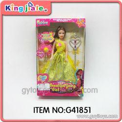 popular little models girl doll