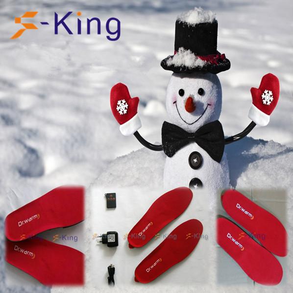 Ayakkabı ısıtıcı infrared ısıtmalı tabanlık hi-w3r-7648