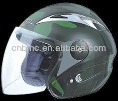 B218 unique DOT motorcycle helmet