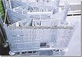 herramientas de andamios para la construcción de la construcción de túneles de hecho en japón