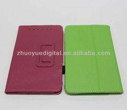 Cheap protective tab case smart Cover for ipad mini