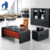 rolled steel high gloss humanization office table