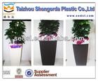 outdoor plant pot,cheap flower pot wholesale,garden plastic square pots