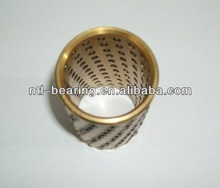 Good performance brass ball cage guide bushing