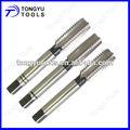 stright din352 flauta de acero al carbono mano hss grifos