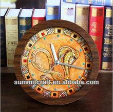 Égypte ancienne inde roi Cobra ajanta horloge murale prix