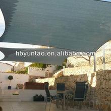 UV stabilizer Solar triangle shade sail for balcony(BV NO.6442242_T)