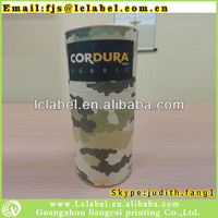 Collectible paper camouflage color printed packaging box