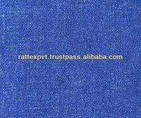 Organic Bull Twill Denim Fabric