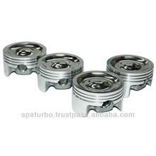 Racing forged pistons for racing car 4032-T6