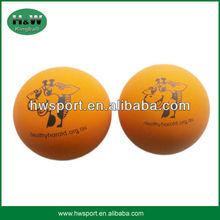high quality custom hollow rubber ball
